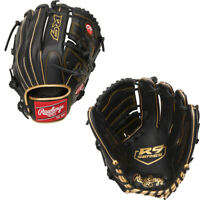 "Rawlings R9 Series Two-Piece Closed Web 12"" Pitcher Model Baseball Glove"