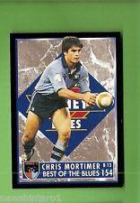 1994 Series 2 RUGBY LEAGUE CARD #154  CHRIS MORTIMER   NSW ORIGIN