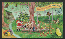 Christmas Island 2020 : Christmas - Minisheet - Mint Never Hinged