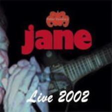 Live 2002 von JANE (2002)