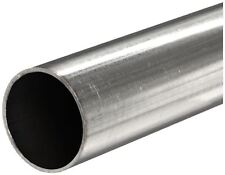 """316 Stainless Steel Round Tube 1"""" OD x .083"""" Wall x 36"""" (Seamless)"""