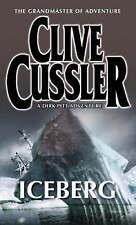 Iceberg by Clive Cussler (Paperback, 1988)