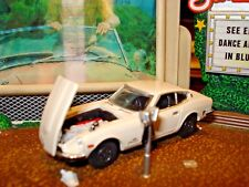 "1970 70 NISSAN ""DATSUN"" FAIRLADY Z 432 LIMITED EDITION 1/64 JAPANESE CLASSIC CAR"