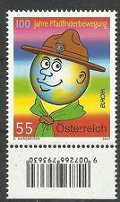CEPT 2007-Boy Scout/Austria MiNr 2671 **