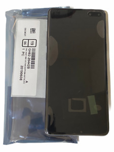 Genuine Samsung Galaxy S10 5G SM-G977B G977F/DS Screen Amoled LCD Display Black
