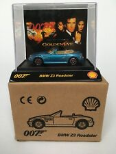 James Bond 007 Collectable Promo Car by Shell - BMW Z3 Roadster - Goldeneye