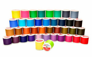 ProWrap Size 'A' ColorFast Rod Winding Thread 100 yard spool | 85 Variations