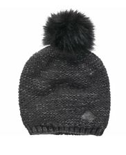 Caldene Kiki Bobble Hat Black