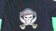 RARE Voo Doo Glow Skulls Pirate Shirt! New Size M NOFX Lagwagon Green Day