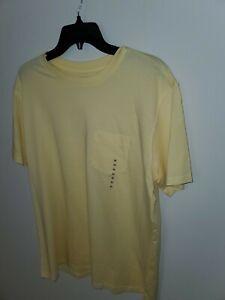 Roundtree & Yorke Soft Washed  Crew T-Shirt Mens Medium