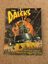 Doctor Who The Daleks Bookazine 23 Magazine 2020 - & UNREAD 1960s Comic RARE
