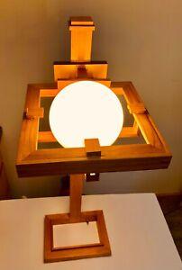 Frank Lloyd Wright - Robie / Lamp / Light / various wood options