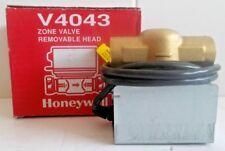 """HONEYWELL V4043C1156 2 Port Motorised Valve 1/2"""" BSP V4043"""