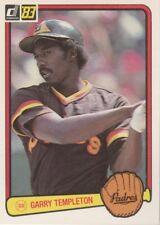 FREE SHIPPING-MINT-1983 Donruss #145 Garry Templeton San Diego Padres