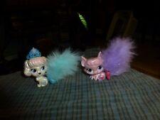 Disney Princess Palace Pets Blip Toy Dog Figurine Lot of 2 Unique VG !
