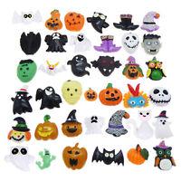 2-3cm Flatback Resin Halloween Series Cabochons Random 20 pcs Craft Decors DIY