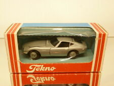 KIRK  TEKNO DENMARK 934 TOYOTA 2000 GT- GREY METALLIC 1:43 - VERY GOOD IN BOX