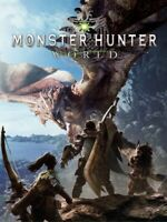 Monster Hunter: World PC Steam KEY (REGION FREE/GLOBAL) FAST DELIVERY!