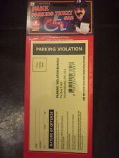 Fake Parking Tickets - Jokes, Gags and Pranks - Fake Parking Violations