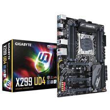 Gigabyte Motherboard X299 UD4 X series S2066 X299 DDR4 Max.128GB PCI Express