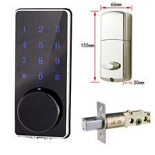 Electronic Bluetooth Smartcode Digital Door Lock Keyless Touch Password Deadbolt