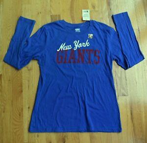 NWT – Women's New York Giants lightweight long sleeve top (M) by Junk Food
