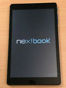 Nextbook Ares 8A NX16A8116KP B 16GB, Wi-Fi, 8in Blue Touchscreen Android