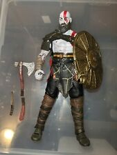 NECA Action Figure -- God of War -- Kratos -- loose, complete, *READ*