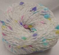 10 pelotes laine velours pompon démarqué / fabriqué en France