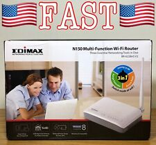 Edimax N150 Multi-Function Wi-Fi Router Three Essential Networking Tools in One
