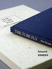 SAWADA KEN FLY FISHING & FLY TYING BOOK THE TUBE FLY TAIMEN hardback BARGAIN new