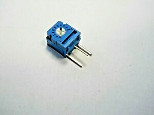 TOCOS AMERICA Rotary Switch 5B503JHC 100 NOS