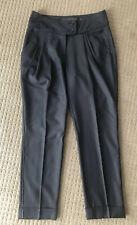 Womens Bolongaro Trevor Black Cropped Pants. Size XS.