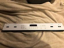 New listing Jenn-Air Sve74600W keypad membrane White 71002116, Wp71002033 used tested