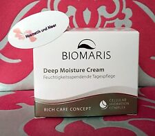 BIOMARIS deep moisture cream, 50ml Tiegel