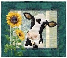 And a Moo Moo There, pattern by McKenna Ryan