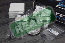 CP X-Style Forged Pistons B20B B20Z B18A1 B18B1 with B16A VTEC Head 13.2:1 86mm