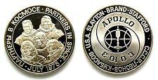 Medaglia Astronauti USA - Unione Sovietica - Programma Test Apollo-Sojuz 1975