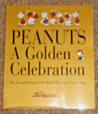 Peanuts a Golden Celebration~Schulz~1999~Softcover~VGUC