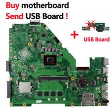 For ASUS X550CA portable Carte mère avec I7-3537U 4GB X550CC REV 2.0 Motherboard