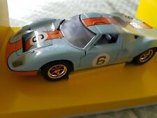 1/18 Revell Ford GT40 LE- MANS 69 GULF RACE COLOURS
