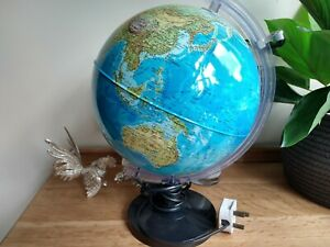 Tecnodidattica Ligure - Illuminated Globe - Electric - Model NPA 25 DL
