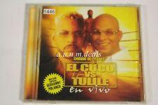 Choque De Titanes El Cuco Vs Tulile En Vivo Music CD