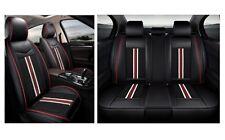 Komplettsatz Sitzbezüge Grau Schonbezüge für KIA Mazda MINI Mitsubishi Nissan