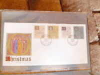 1988 NEW ZEALAND CHRISTMAS ISSUE  FIRST DAY  SET OF 6
