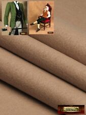 M00939 MOREZMORE Thin Felt for Puppet Doll Clothes FLESH TAN Fabric Soft Rayon