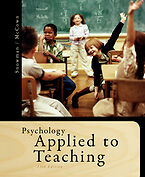 Psychology Applied to Teaching by Snowman, Jack, McCown, Rick