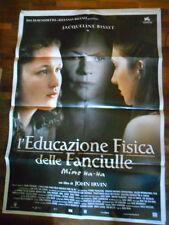 """LOCANDINA FILM """"L'EDUCAZIONE FISICA DELLE FANCIULLE"""" CON J. BISSET -F.TO 140X100"""