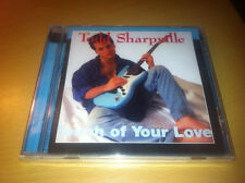 """Todd Sharpville """"Touch Of Your Love"""" cd SEALED"""