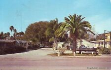 BRADENTON FL 1961 Mel Mar Trailer Court on Tamiami Trail VINTAGE OLD FLORDIA GEM